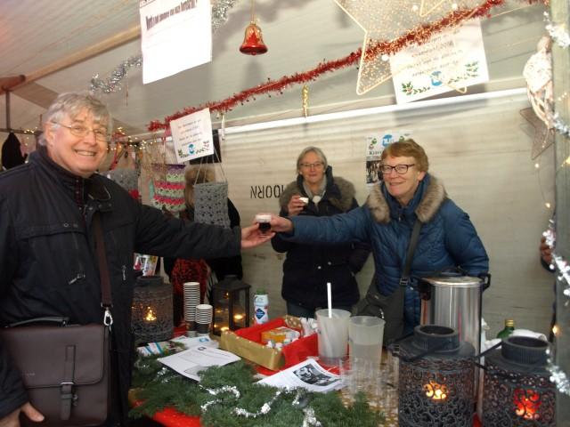 Kerstmarkt op 't Coenplein