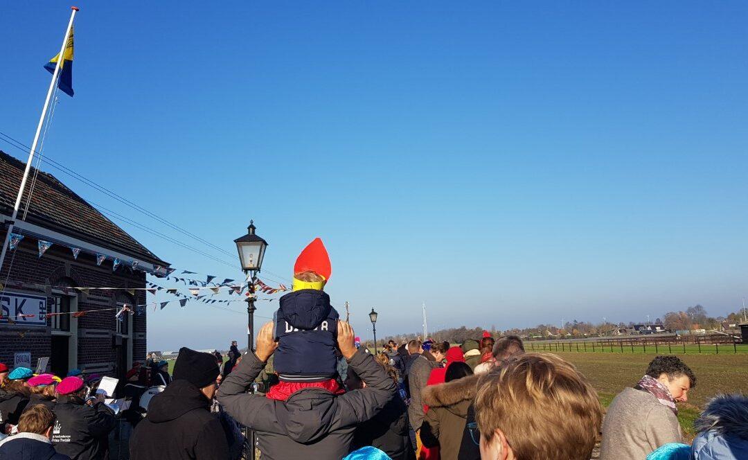 Sinterklaasintocht/ feest